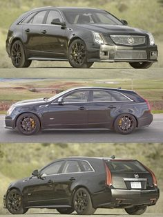 CTS V Wagon, who wouldn't want one?