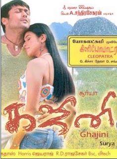 Watch Ghajini (2005) Full Movie Online Free
