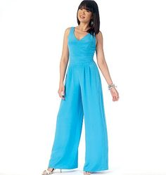 McCalls 7167 jumpsuit