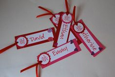 We've had a lot of time to kill lately, what with a half a dozen snow days in New England just in 2011! So while we've never been a big fan of boxed character Valentines {what's with the dinky siz...