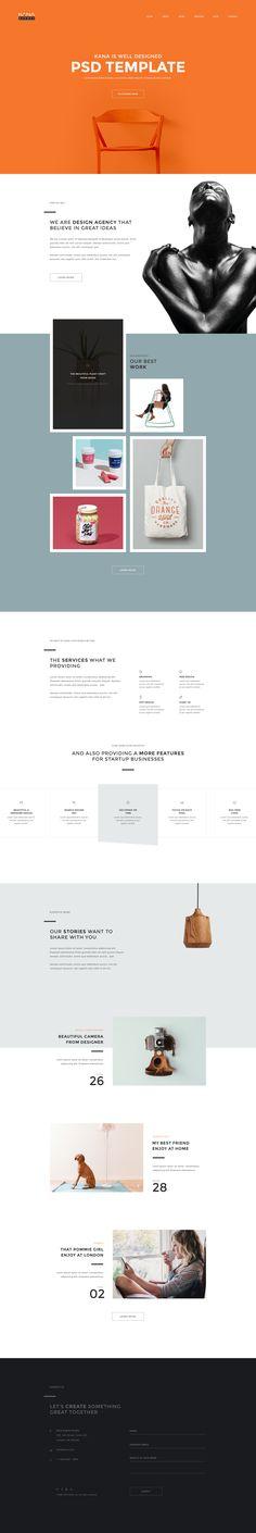 Business Portfolio WP Themes #creative