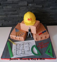 Geometra cake