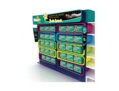 Pampers | Retail by Kharolys Naranjo, via Behance