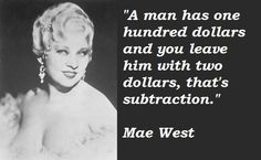 Mae+West+Quotes | Mae West