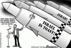 The New Main Stream Media: Iran and the Bomb