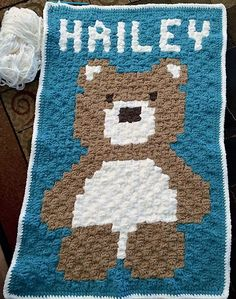 Just finished crocheting this. I like it but it's a bit wonky in places. Can I block this? It's made with Bernat Blanket yarn – would I just wet block it? Let me know your experience. Thanks ! Lindsey Mund