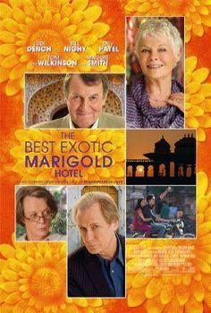 The Best Exotic Marigold Hotel - Hayatımın Tatili (2011) filmini 1080p kalitede full hd türkçe ve ingilizce altyazılı izle. http://tafdi.com/titles/show/1483-the-best-exotic-marigold-hotel.html