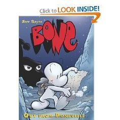 Bone, Vol. 1: Out From Boneville [Paperback], Jeff Smith