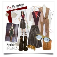 Spring Trends With The RealReal: Contest Entry by ashley-rebecca