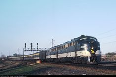 RailPictures.Net Photo: CO 4016 Chesapeake & Ohio (C&O) EMD E8(A) at Alexandria, Virginia by Marty Bernard