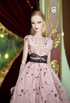 Dress for fashion royalty poppy parker barbie silkstone