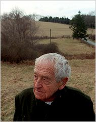 Andrew Wyeth - I met him once in West Chester.