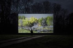 audiovisual installation