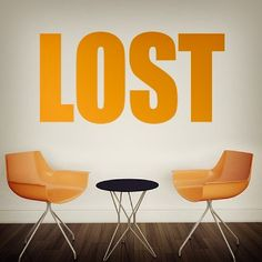 Adesivi Murali: Lost #tv #decorazione #deco #StickersMurali