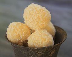 Svenja's Koch- und Backblog: Kokoskugeln