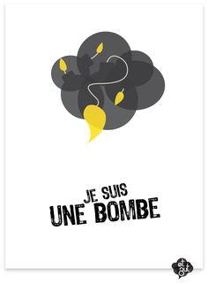 et zut...je suis une bombe