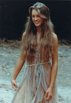 Brooke Shields in Blue Lagoon
