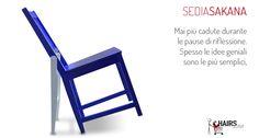 € 999,99 SAKAGNA #Chairsoutlet vi presenta la nuova #sedia antiribaltamento che vi permetterà di dondolarvi senza il pericolo di cadere. Un prodotto #ecologico (è in legno massello), di #design e 100% #MadeinItaly. Un'idea #geniale, solo per veri #nerds 4.0! Un'#esclusiva in #offerta #prezzo per il 1° Aprile solo su www.chairsoutlet.com