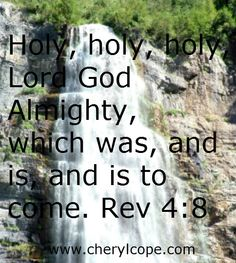 God's Awesome Holiness; more like this; here   http://www.cherylcope.com/gods-awesome-holiness  #christianity #holiness