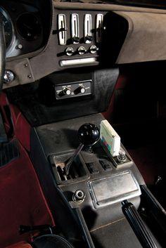 Disco 8-track Ferrari 365 gtb http://www.petrolicious.com/rm-auctions-ferrari-daytona-condo-find-ready-to-disco