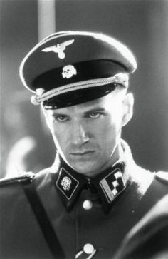 4/23/14 3:09p Universal Pictures  ''Schindler's List''  Ralph Fiennes as Amon Goeth   1993 tumblr.com