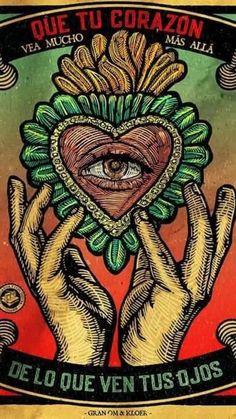 Blackwork, Arte Latina, Goth Art, Mexican Folk Art, Heart Art, Aesthetic Art, Cartoon Art, Collage Art, Art Inspo