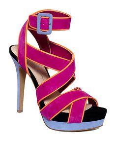 Jessica Simpson Shoes, Evangela Platform Sandals.