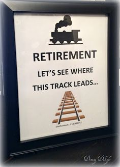 Dining Delight: Railroad Retirement Party