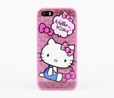 Hello Kitty iPhone 5 Soft Case: Fancy Pink