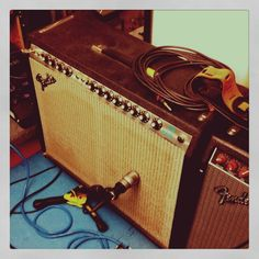 Vintage Early 70's Fender Twin Reverb