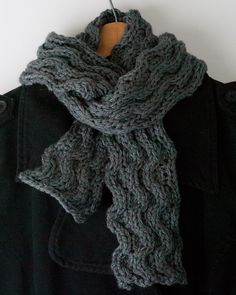 cute scarf pattern