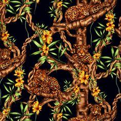 Jungle Life Wallpaper