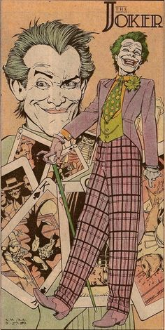 The Joker by Kevin Maguire