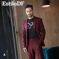 Looks Adidas, Poncho, Leather Jacket, Jackets, Fashion, Alfonso Herrera, Maite Perroni, Style, Pictures