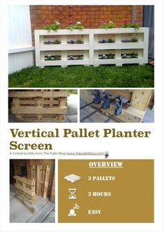 996 best uses for old pallets images on pinterest pallet Outdoor Pallet Furniture Outdoor Furniture Made Out of Pallets