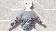 Pullover+FLO+von+punctum+auf+DaWanda.com Unisex, Pullover, Etsy, Kids, Sweaters, Sweater