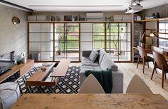 日本橫濱三口之家,和風 + 洋風混搭療癒系住宅 | 設計王
