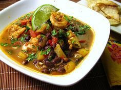 Cara's Cravings » Chili los Mariscos