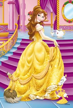 Belle - Disney Princess Photo (34241711) - Fanpop fanclubs