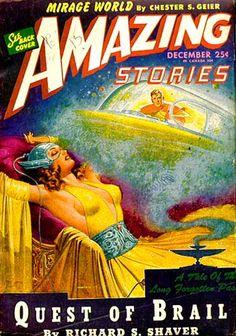 Amazing Stories (Dec 1945)