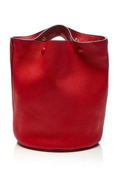 Fashion Handbags, Tote Handbags, Purses And Handbags, Fashion Bags, Leather Handbags, Beautiful Handbags, Beautiful Bags, Calf Leather, Leather Bag