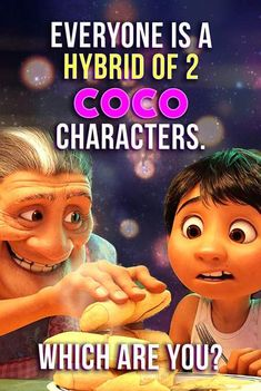 """Try out these personality and preference questions, and we'll let you know what hybrid of Pixar's """"Coco"""" characters you might embody most! Disney Quiz, Disney Facts, Disney Pixar, Film Quiz, Disney Personality Quiz, Pixar Quotes, Current Affairs Quiz, Playbuzz Quizzes, Interesting Quizzes"""
