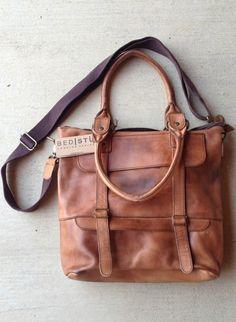 b038574fecc Cute Bags, Tan Handbags, Leather Handbags, Leather Purses, Leather Bag,  Fork, Backpack Purse, Leather Material, Distressed Leather