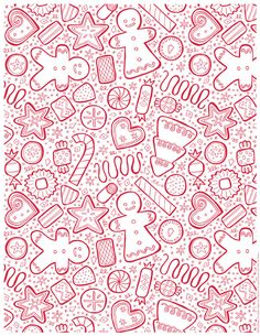 24 DAYS of FREEBIES :: DAY 22 :: HOLIDAY SWEETS WRAP — happy happy art collective