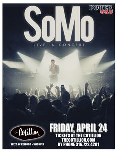 """SoMo -- aka Joseph Somers-Morales -- will never forget being on stage as a kid. At six-years-old, he sang at a popular club on historic 6th Street in Austin, TX.   """"I was way too young to be in a bar,"""" he laughs.   However, his life took a bit of a detour away from music for quite some time. It certainly loomed in the background, but he had other things on his mind.   """"My dad was in a jazz rock band called Duck Soup, and he wasn't always there,"""" admits SoMo."""