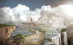 Dreamy World & Fantasy World HD Desktop Wallpapers - Page 1