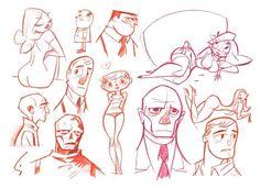 Illustrator: Shane Glines - http://www.cartoonretro.blogspot.com