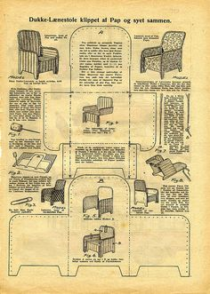 Doll house furniture plans Doll Dollar Tree Famjournal025 By Pilllpat agence Eureka Paper Furniture Doll Furniture Dollhouse Furniture Pinterest 261 Best Dollhouse And Miniature Furniture Plans Images In 2019