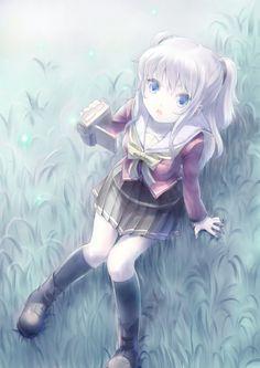 Charlotte - Tomori Nao by nana on pixiv
