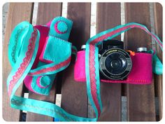 DIY Felt Bag for the Sprocket Rocket - Lomography